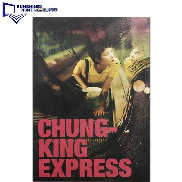 china customized backlit film posters printing manufacturers suppliers factory shunqi