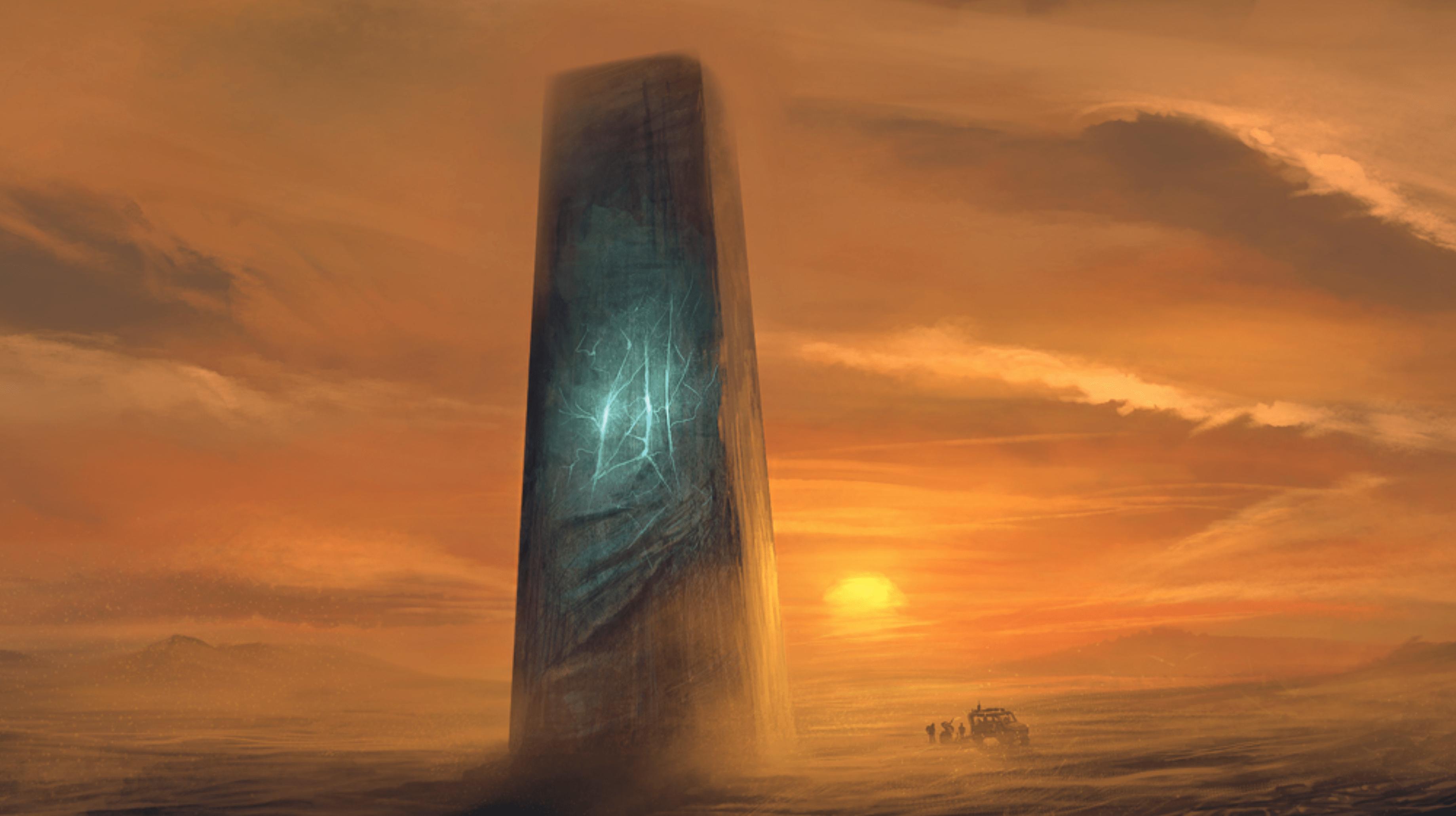 Desapareció el misterioso monolito en el desierto de EE.UU