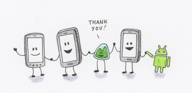 To the Android open source community: Thank you! - Signal v