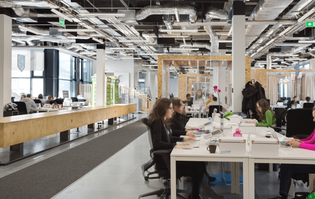 The Open Plan Office Is A Terrible Horrible No Good Very Bad Idea