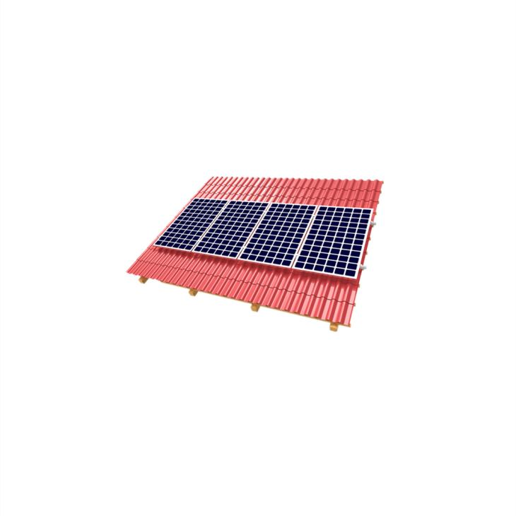 solar metal roof mounting solar flat roof mounting pile solar structure manufacturers suppliers factory