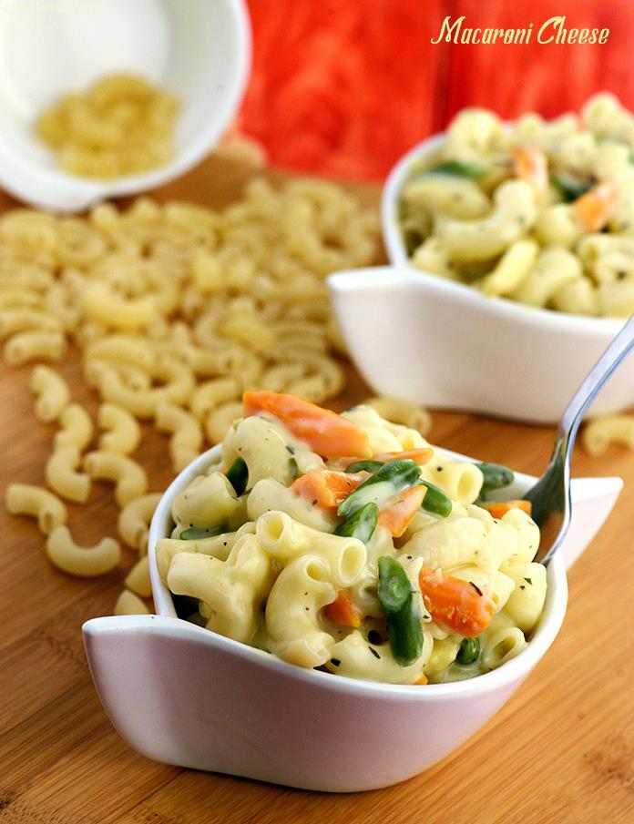 macaroni cheese microwave recipes