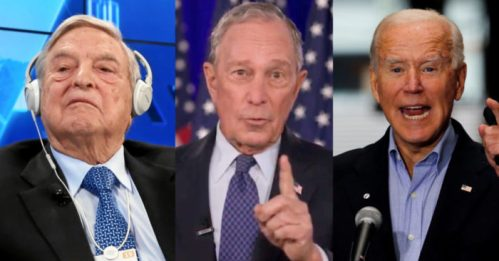 George Soros behind Bloomberg's payments so that Florida criminals can vote | The BL