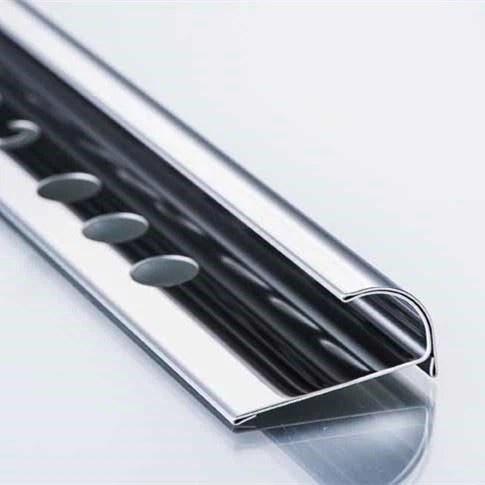 china custom aluminum tile trim profile for led strip ghana aluminum profile suppliers manufacturers factory direct wholesale hero metal