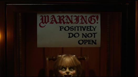 Image result for annabelle comes home quotes