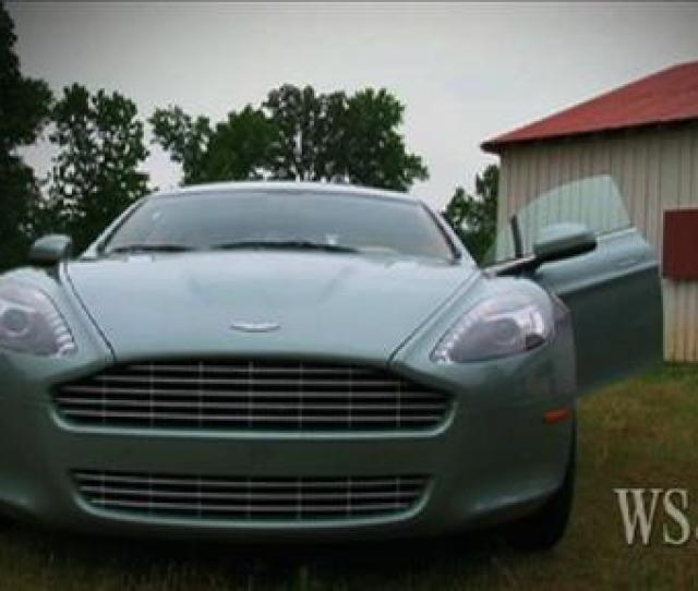 Aston Martins Rapide A Compromised Beauty