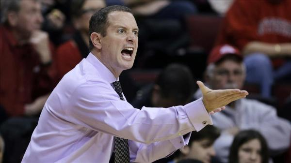 Rutgers Fires Men's Basketball Coach Mike Rice