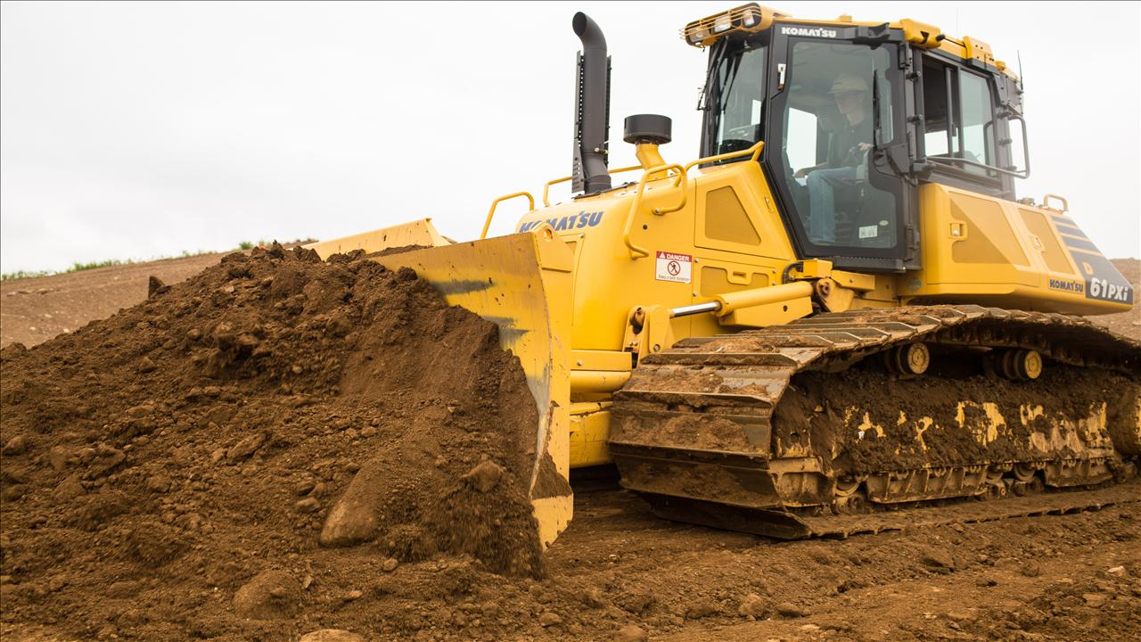 Types Earth Moving Equipment