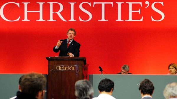How High Will Christie's Art Auctions Go?