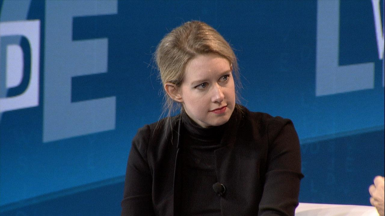 Theranos CEO Holmes Proprietary Tech Used On Fingerstick