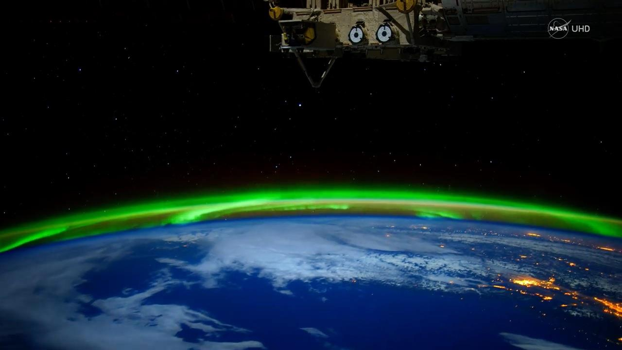 Northern Lights Nasa
