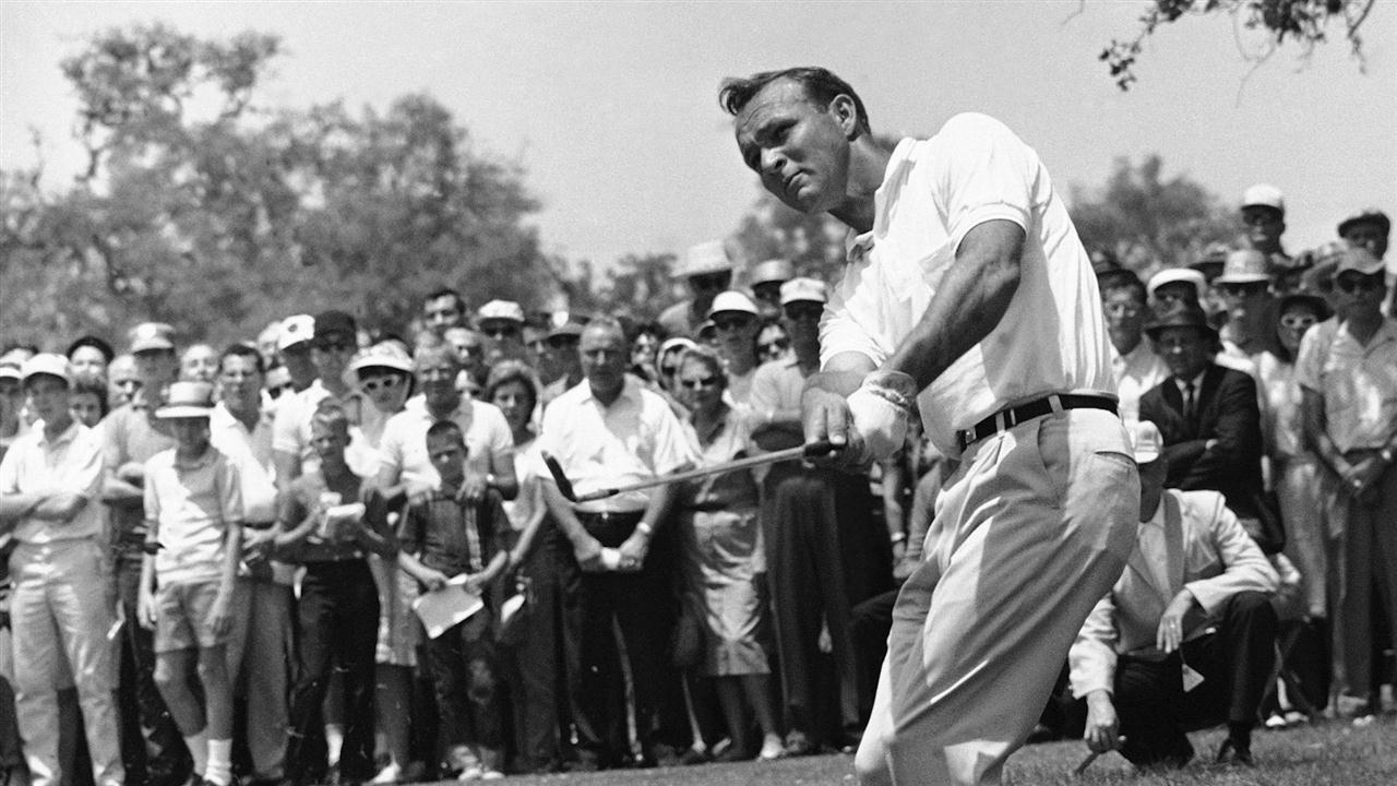 Image result for Arnold Palmer Golf Swing