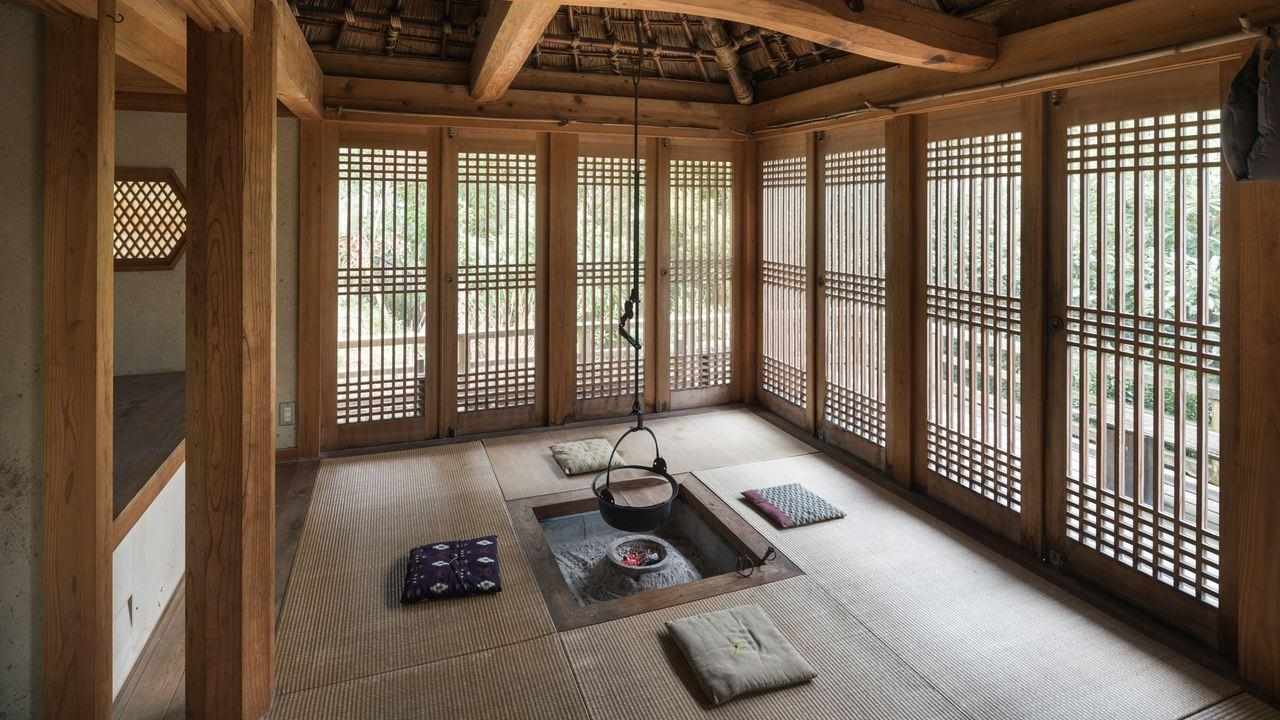 Renovating Japan's Minka Homes With Modern Touches
