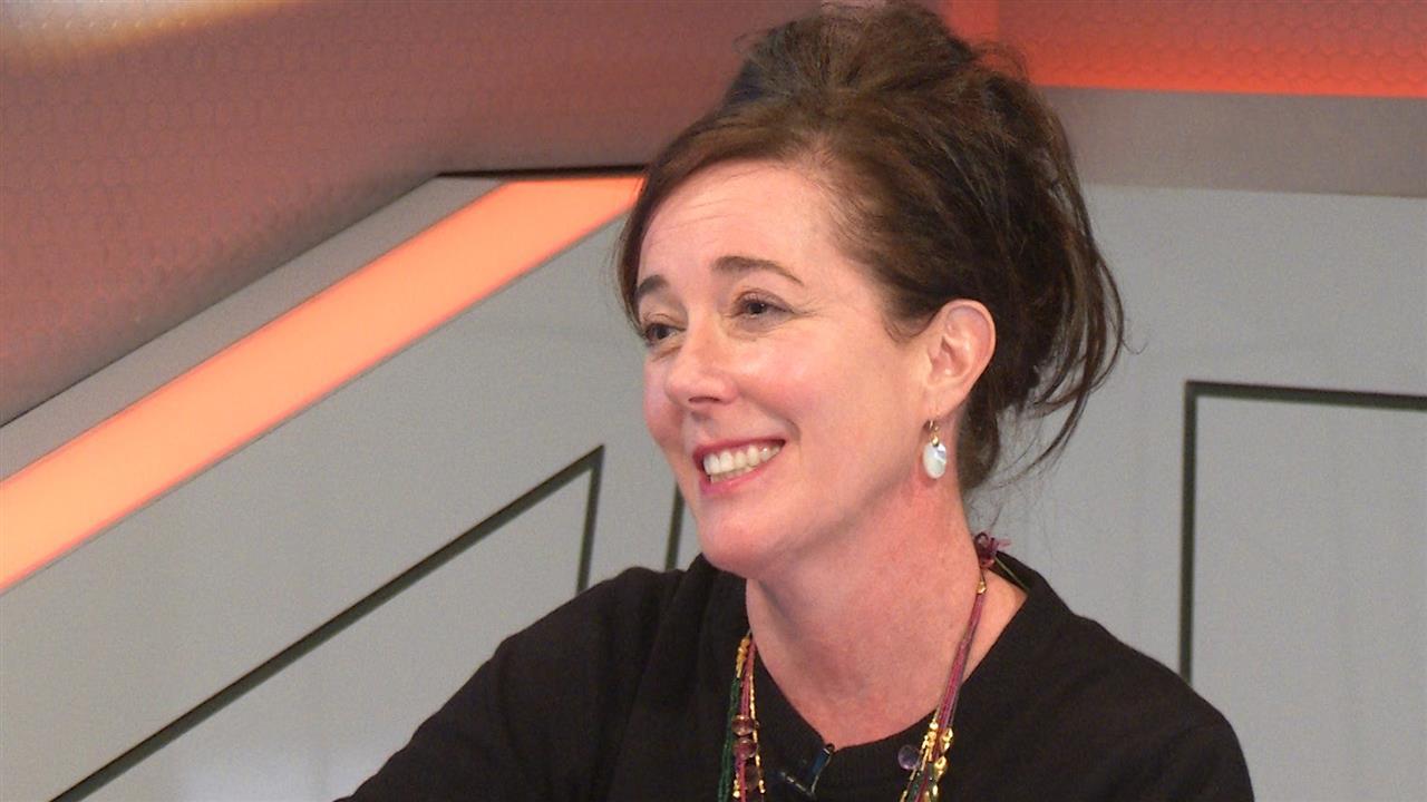 Kate Valentine Spades New Accessories Line