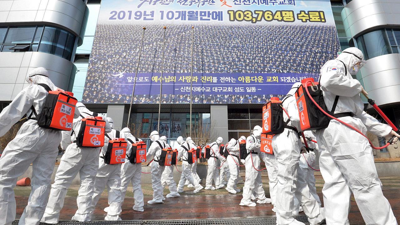 新天地教會為何被控為韓國疫情大爆發的元兇?