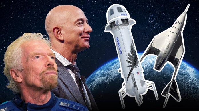 Richard Branson's Virgin Galactic Flight Opens Door to Space Tourism - WSJ