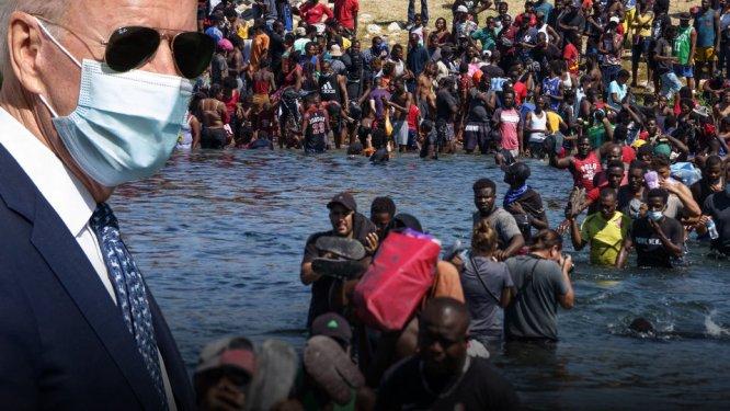 The Del Rio Migrant Mess - WSJ