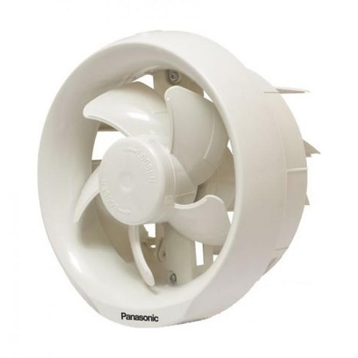 panasonic 6 inch window mount ventilator fan fv 15wa1nbh white