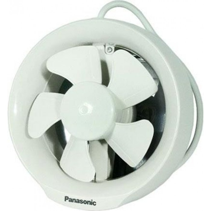 panasonic 8 inch window mount ventilating fan fv 20wu4 white