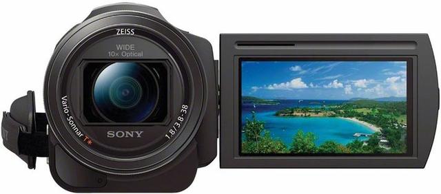 Capture 4K Ultra HD Video