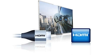 HDMI Input For Integrated Connectivity