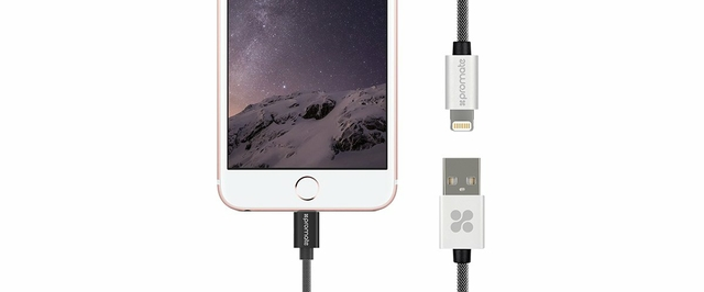 Sync & Charge your Lightning Device
