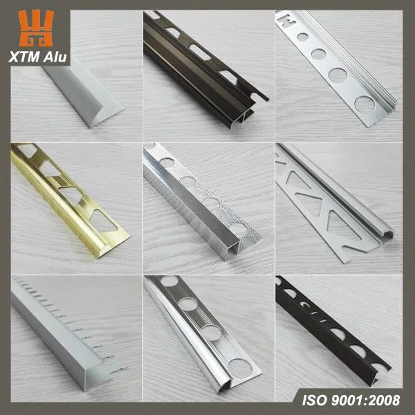 aluminum tile trim manufacturers and suppliers china factory xingtaomei
