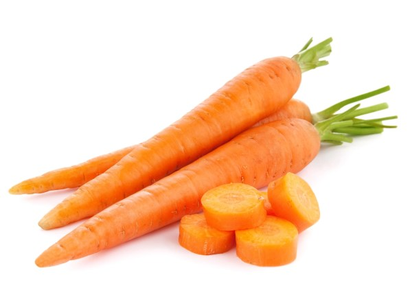 Carrots are disgusting and its high time we all stopped