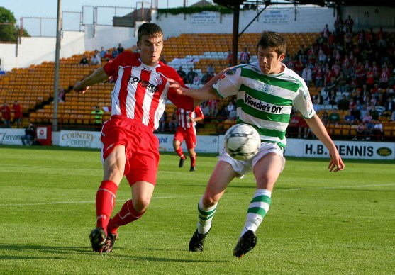 Image result for seamus coleman sligo rovers