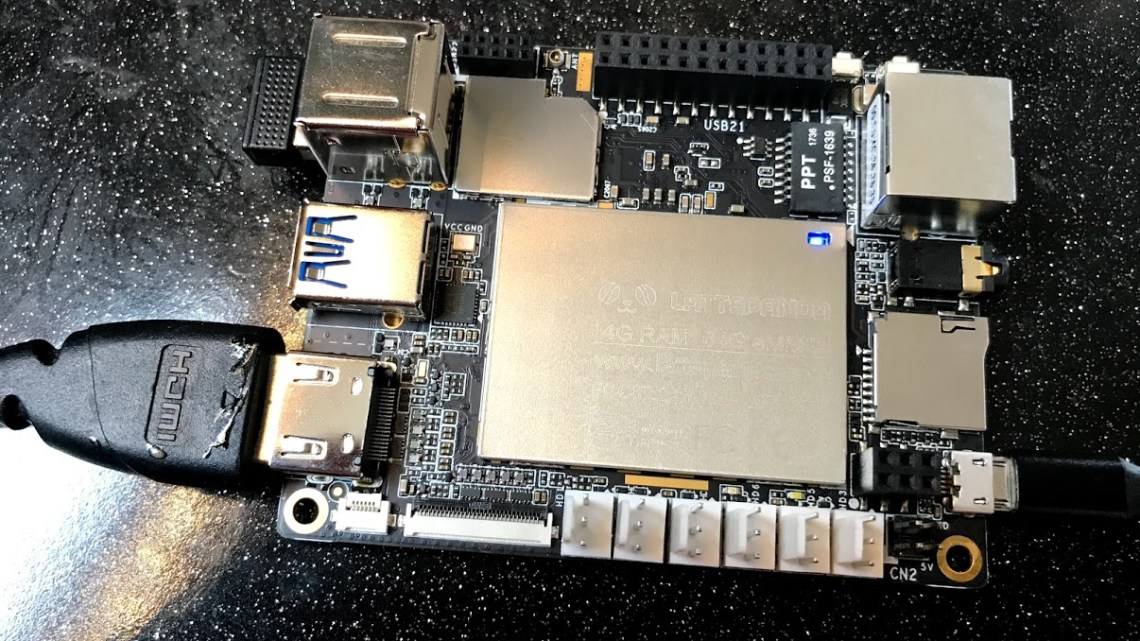 lattepanda single board computer