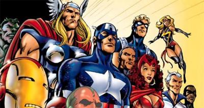 Avengers Assemble...