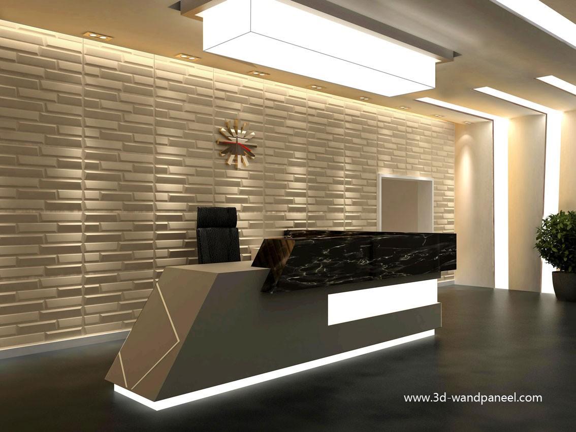 3D Wandpaneele Deckenpaneele Interior Design - Dekor SANDSTONE * 3D Paneele kaufen