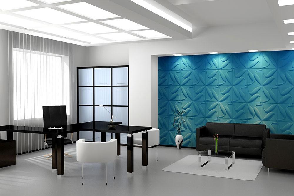3D Wandpaneele Deckenpaneele Wandverkleidung Design Idee OLIVE * 3D Paneele kaufen