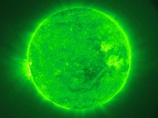 太陽到底是什麼顏色呢?答案絕對和你想的不一樣!(組圖)