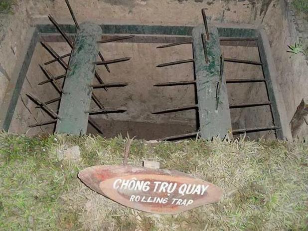 越南最震撼遺跡!不見天日的地下村落(組圖)