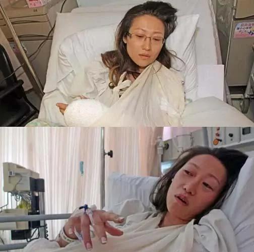 香港嫩模露點照被兜售 報警不受理割脈以死控訴