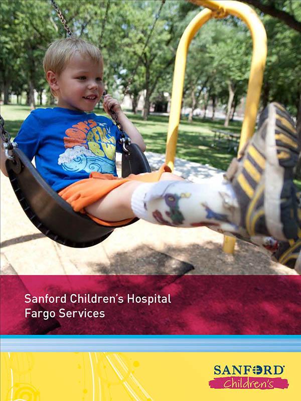 Sanford Children's Hospital Book and DVD on Behance