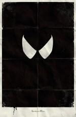 Venom - Marvel Minimalist - poster