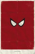 Spider-Man - Marvel Minimalist - poster