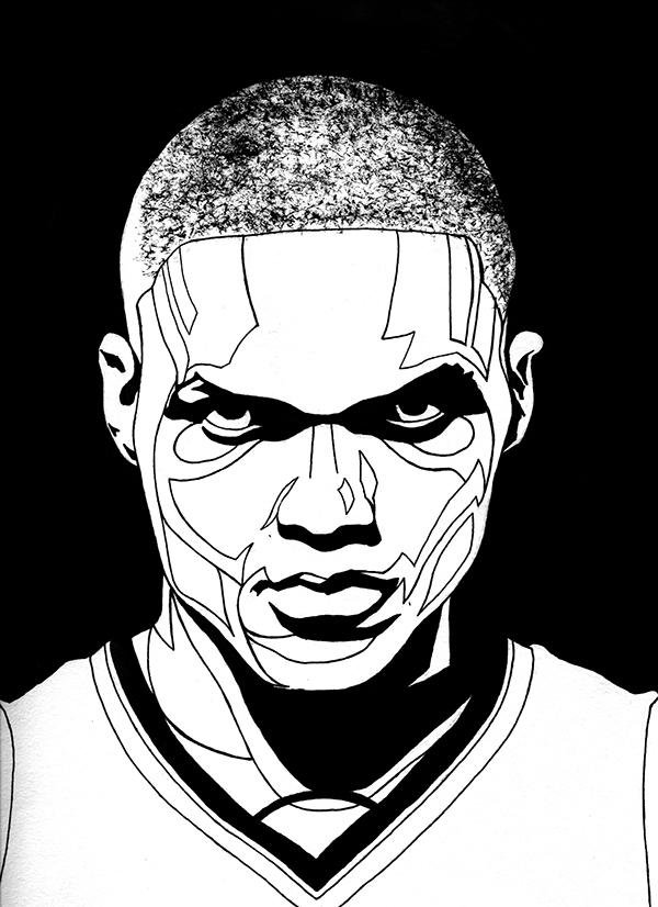 2012 USA Mens Olympic Basketball on Behance