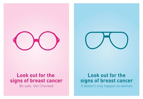 Breast Cancer Awareness Campaign on Behance
