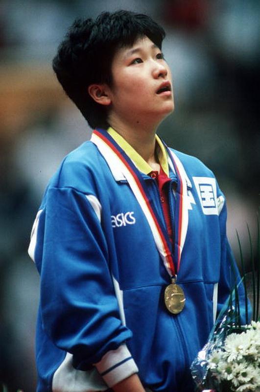 「陈静,中国乒乓球运动员」的圖片搜尋結果