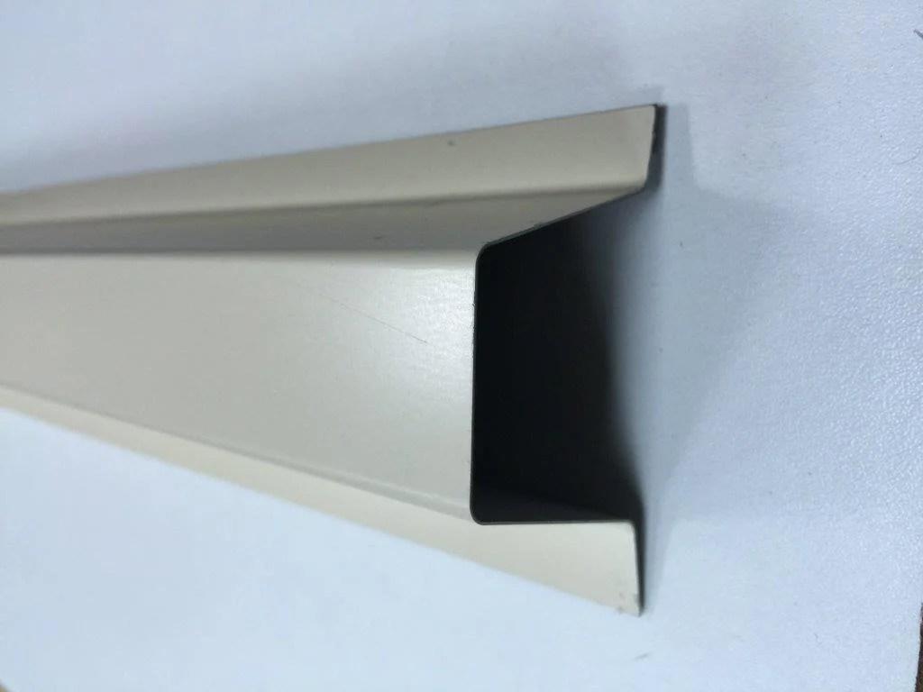 Goulotte Pour Cable Cache Cable Ext 3cm Prelaque Sable Acier Laque Leroy Merlin