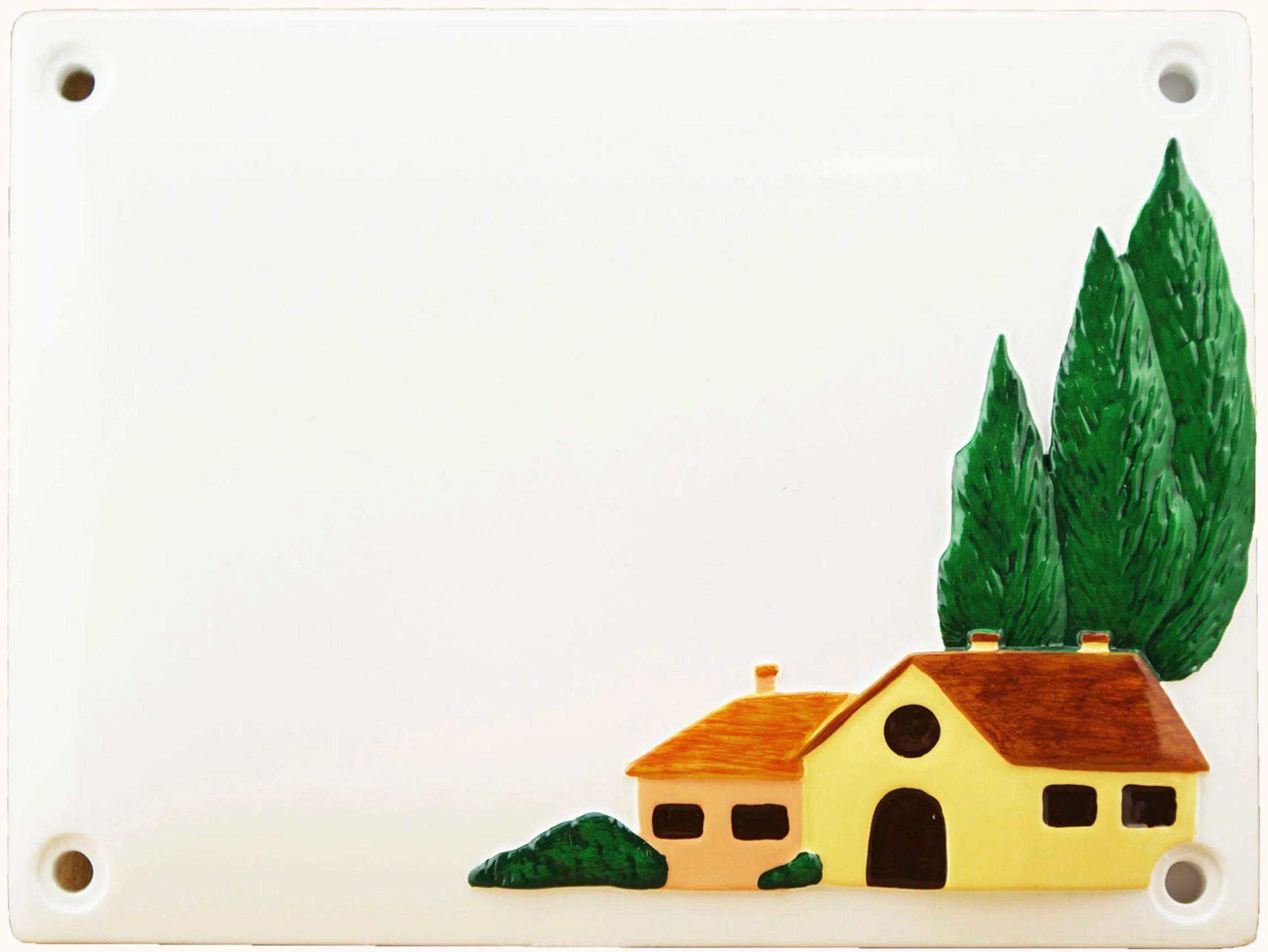 Plaque Maisons En Resine Leroy Merlin