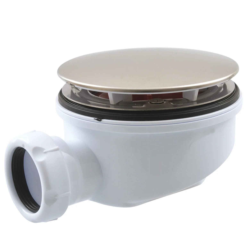 bonde receveur de douche diam 90 mm