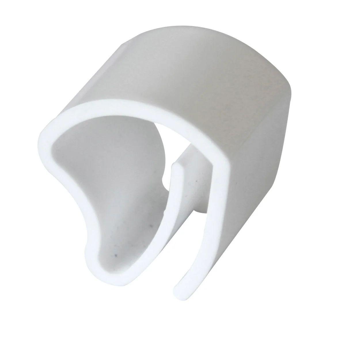 Lot De 3 Supports De Fixation Inspire Blanc Pour Store Venitien Leroy Merlin