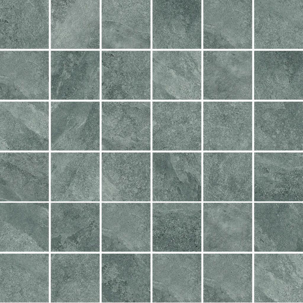 Mosaique Sol Et Mur Icon Gris 30 X 30 Cm Excellence Ariana Group Leroy Merlin