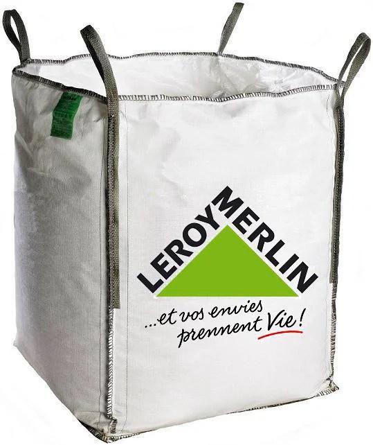Sac A Gravats Big Bag 1m3 Leroy Merlin