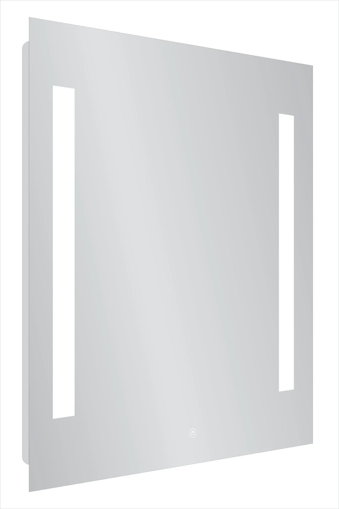 Miroir Lumineux Avec Eclairage Integre L 60 X H 70 Cm Easy Leroy Merlin