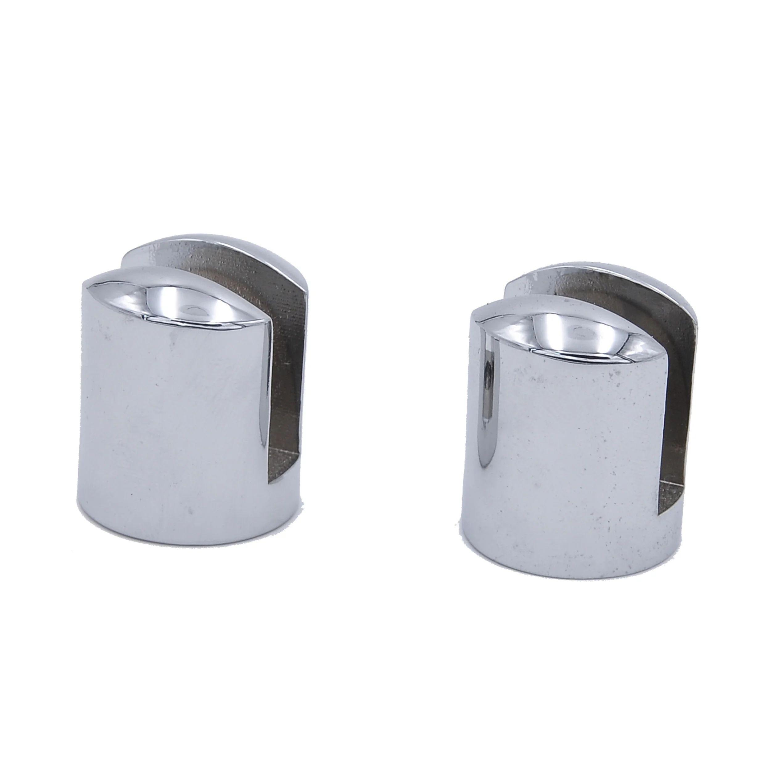 kit de fixation anneau metal chrome pour tablette modul